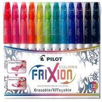 FLOMASTER PILOT SW-FC-S12  Frixion Colors set 12/1