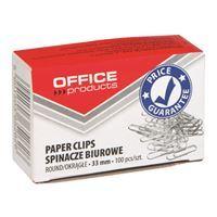 PAPIRNE SPONKE 33MM OFFICE PRODUCT 100/1