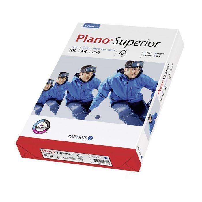 PAPIR PLANO SUPERIOR A4/100g