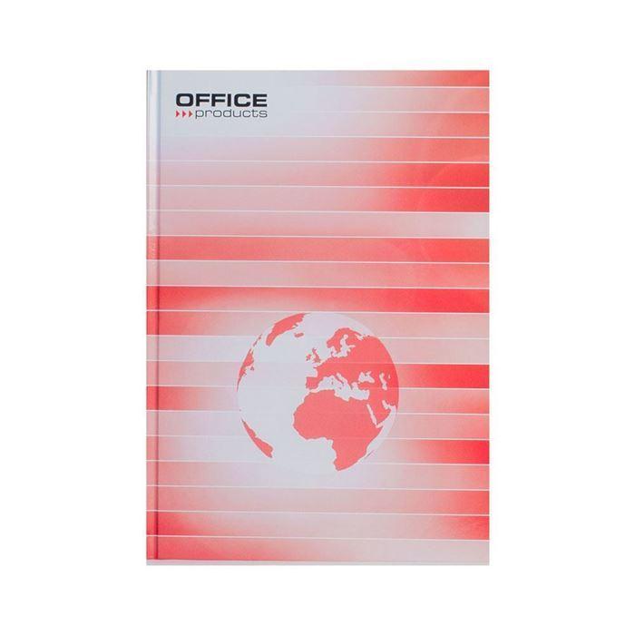 ZVEZEK OFFICE A4 ČRTNI, 96 LISTNI TRDE PLATNICE