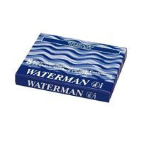 BOMBICE WATERMAN MODRA 6/1