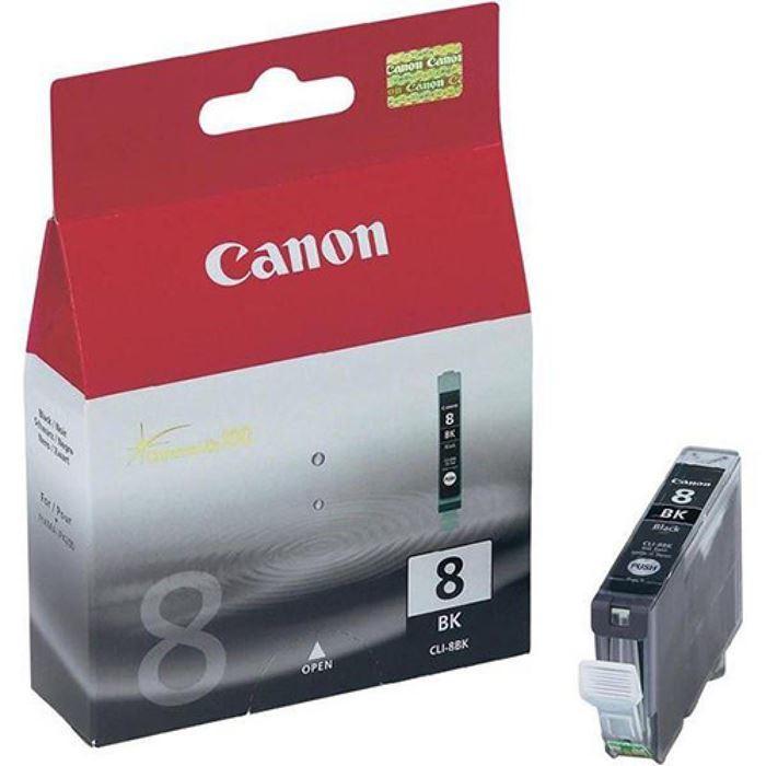 ČRNILO CANON CLI-8 Bk ČRNO 0620B001AA