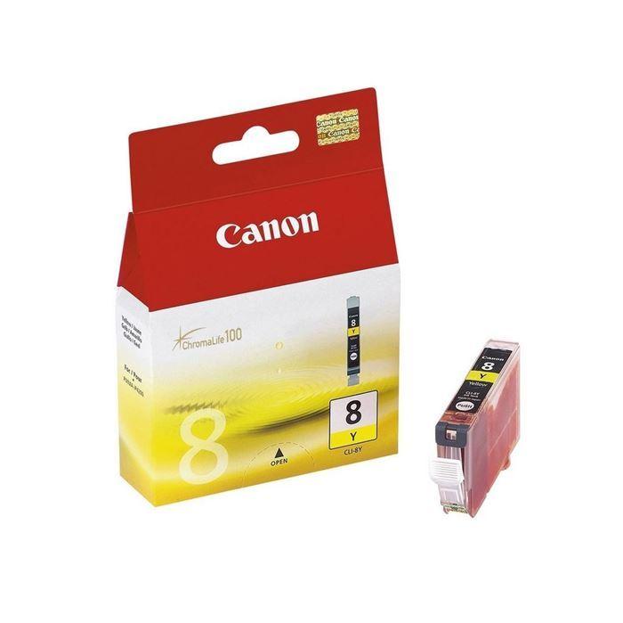 ČRNILO CANON CLI-8 Y YELLOW 0623B001AA
