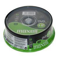 Maxell DVD+R 4,7GB 16X 25 na osi