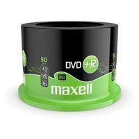 Maxell DVD+R 4,7GB 16X 50 na osi