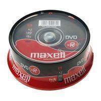 Maxell DVD-R 4,7GB 16X 25 na osi