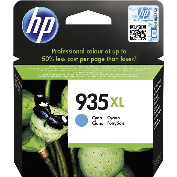 ČRNILO HP 935XL CYAN C2P24AE
