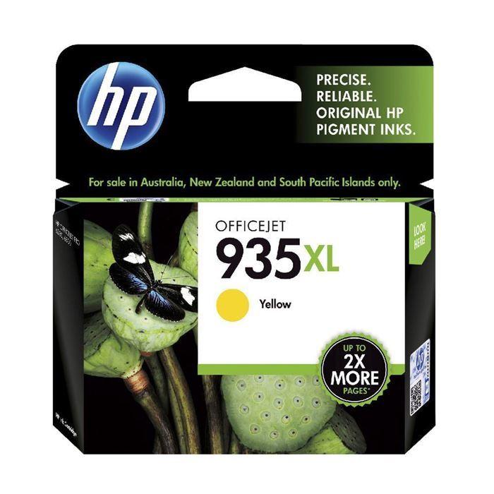 ČRNILO HP 935XL RUMENO C2P26AE