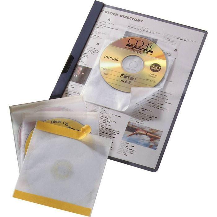 SAMOLEPILNI OVITEK ZA CD DURABLE 10/1