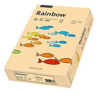 PAPIR RAINBOW COLOR A4/80G PASTEL
