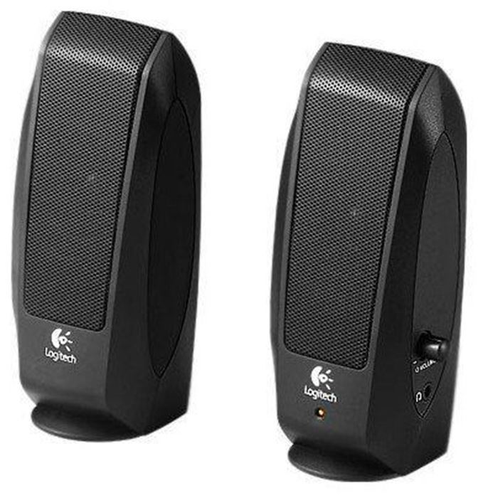 Zvočniki 2.0 Logitech S120