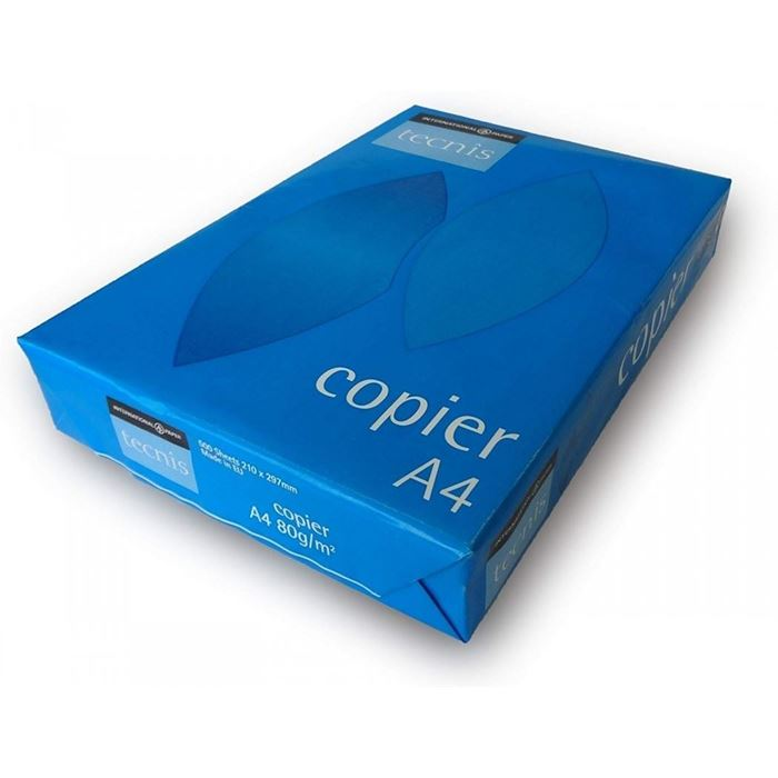 PAPIR TECNIS COPIER A4 80G 500/1