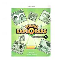 YOUNG EXPLORERS 1 DELOVNI ZVEZEK + ONLINE KODA